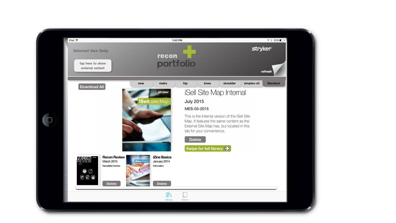 Mobile apps, Customize the Patient Experience with Mobile Apps