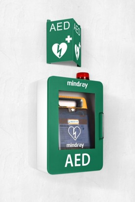 Places That AED Wall Bracket Is Needed